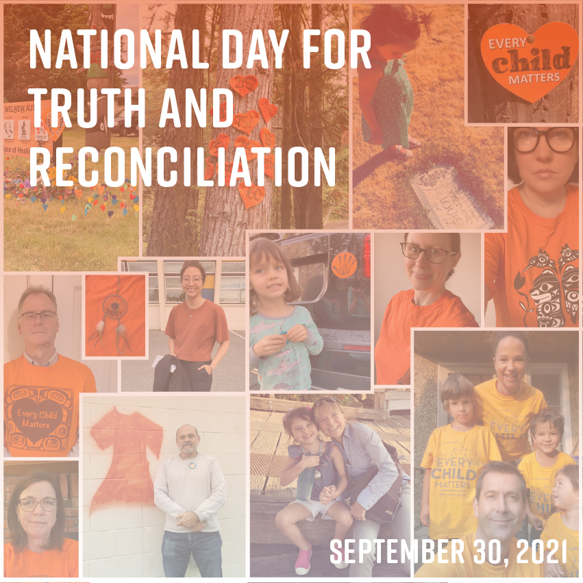 Statement: National Day for Truth and Reconciliation