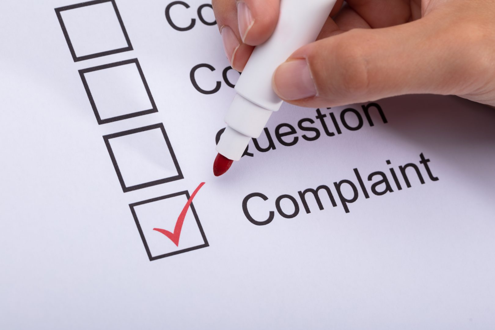 Register for our Essentials of Fair Complaint Handling Webinar – Coming Soon!